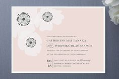 $2.34 Ethereal Wedding Invitations by Sarah Brown | Minted