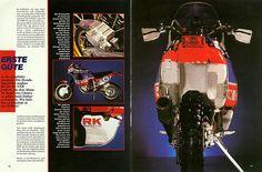 NXR 750 Honda