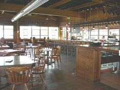 Corner Brewery Beer Garden, Ypsilanti, MI