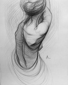 Black pencil 27.02.17 #back #torso #draw #sketch #sketching #drawing #pencil #draft #искусство #bw #graphic #charcoal #спина #ставрополь #рисунок #artlovers #sketches #illusration #galleryart #pencildrawing #beautiful #blackandwhite #igers #графика #artwork #pencilart #instaart #artist #sketchbook #art