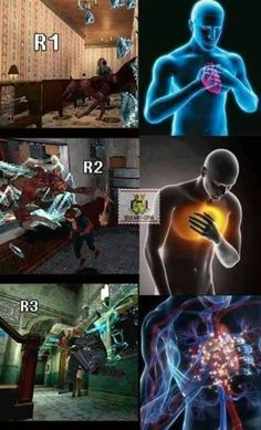 Read meme 22 (k gran titulo) from the story Memes de Resident Evil by (Let me live with 740 reads. Resident Evil 5, Resident Evil Monsters, Evil Meme, Dark Souls Artorias, Gamer Jokes, Dino Crisis, Jill Valentine, Video Game Memes, Life Is Strange