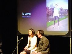 Enjoyable evening with @jopavey an inspiration + money raised for Exeter & East Devon Sports Association for Disabled http://www.cartridgeslaw.co.uk/latest-news/an-evening-with-jo-pavey