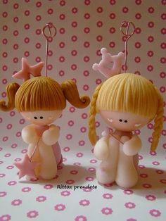 souvenirs princesas porcelana fria