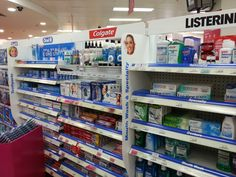 Point of Purchase Design | POP Design | POS Design | Health & Beauty POP | Colgate priceline