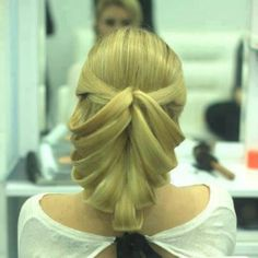 Awesome hair do