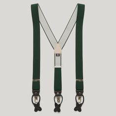 Green 2 in 1 Braces