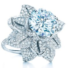 Tiffany & Co. Great Gatsby Jewelry Collection - Jewelry Tiffany & Co. Great Gatsby and Blue Book - Elle Ring Set, Ring Verlobung, Hand Ring, Star Ring, Ring Finger, Solitaire Ring, O Grande Gatsby, Tiffany & Co., Tiffany Jewelry
