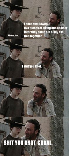 Another one for my fellow TWD fans...