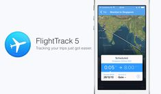 FlightTrack 5 — A Gorgeous Flight Tracking App for Your Phone