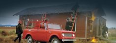 1961: Light 'em Up - Trail by International Trucks