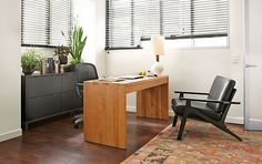 Sanna Leather Chair - Chairs - Living - Room & Board
