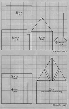 Gingerbread blueprints holiday ideas pinterest gingerbread gingerbread house malvernweather Choice Image