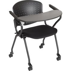 66625-1-nesting-tablet-chair-w-upholstered-seat