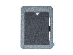 iPad felt case, quilted felt sleeve.  Felt sleeve can protect your iPad from scratches, bumps, dirt and grime. Felt case provides protection in your bag or backpack. It will help you keep your...