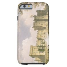 South East View of Windsor Castle, from 'Windsor a Case-Mate iPhone Case Technology Gifts, Windsor Castle, Apple Iphone 6, Ipad Case, Create Your Own, Scenery, Iphone Cases, Fine Art, Design
