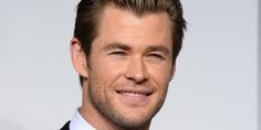 Associated Press: Nov. 19, 2014 - The predictors got it wrong: actor Chris Hemsworth named People's Sexiest Man Alive