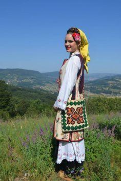 Serbian Folk Costume/Srpska Narodna Nosnja