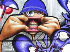 Amazing Graffiti Artist | Amazing Graffiti Art