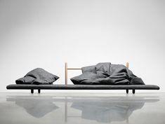 Minimalistic sofa by Christina Liljenberg Hallstrom, Denmark.