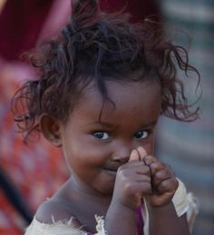 Djiboutian kid #child #Djibouti #smile :)