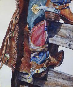 True Texan by Nelson Boren