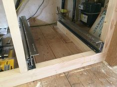 WIP Understairs Pull Out Drawers : Projects - .uk WIP Understairs Pull Out Drawers : Projects - . Space Under Stairs, Under Stairs Cupboard, Diy Understairs Storage, Understairs Closet, Stairway Storage, Storage Stairs, Pull Out Drawers, House Stairs, Interior Design Living Room