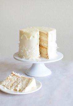 Sky High Raffaello Cake
