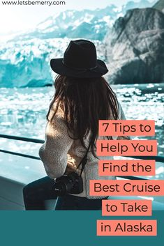Read this post to find out everything you need to know to help you find the best cruise to take in Alaska. #alaska #cruise #alaskacruise #cruiseship #cruising #alaskavacation