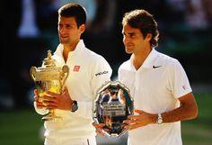 Djoko and Federer