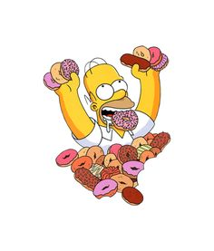 Homer Simpson Donut T Shirt For Men Women Graphic Tees is your new tee will be a great gift for him or her. Homer Simpson Donut T Shirt Simpsons Donut, Simpsons T Shirt, Simpsons Art, Homer Simpson Donuts, Homer Donuts, Donuts Donuts, Donut Shirt, Simpson Wallpaper Iphone, Iphone Wallpaper