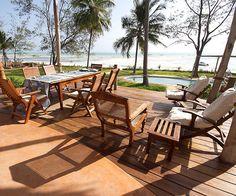 Private beach villa, Zanzibar, Tanzania
