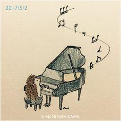 1164 ピアノ piano