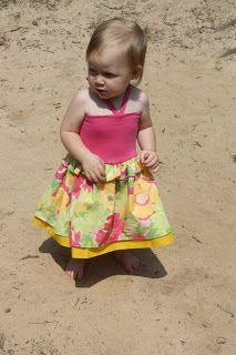 Luau dress Tutorial!!