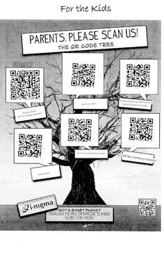 QR Codes for Physical Education