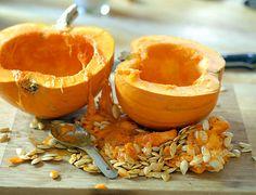 Cinnamon Basil Pumpkin Pie?  Hmmmmm...