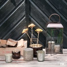 Bastion Collections Winter 2015 #Copper #Tealights #Lantern