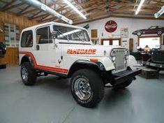 Image result for jeep cj7 renegade