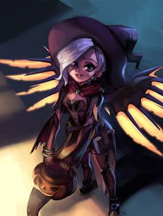 The time is coming witch mercy