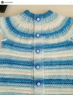 This Pin was discovered by HUZ Baby Knitting Patterns, Baby Cardigan Knitting Pattern, Kids Patterns, Knitting Designs, Sewing Patterns, Crochet Patterns, Crochet For Kids, Crochet Baby, Knit Baby Sweaters