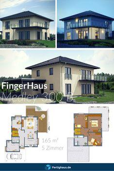 Klassische Stadtvilla Von FingerHaus ➤ Erhalte Alle Infos Zum Haus Mit  Einem Klick Auf Das Bild
