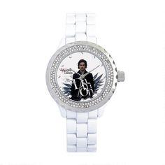 One of my favorite discoveries at WBShop.com: Vampire Diaries Damon Salvatore Women's Watch