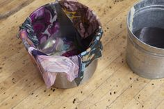 Lena Corwin's MADE BY HAND Marbling with Ilana Kohn