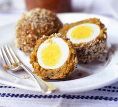 Spicy tiffin eggs