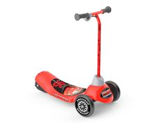 Pulse Performance Cars Safe Start Electric Scooter. #Cars #Disney #Kids #Electricscooter #Scooter