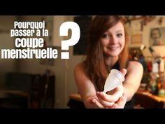 In french subtitled in English. Voici 9 bonnes raisons d'adopter la coupe menstruelle par Sophie-Pierre Pernaut, une vidéo drôle et instructive pour parler encore et toujours du fameux graal en silicone.