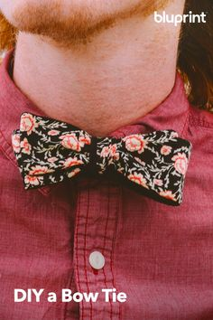 93e4ecd50f95 DIY a Bow Tie : We have everything you need to know to make a bow