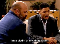 Fresh Prince is a victim