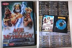 jeux stratégie sur PC - AGE of MYTHOLOGY - Totalmente en Castellano