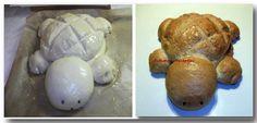 Teknősbéka alakú , Fehér-kenyér - GasztroBlogok.hu
