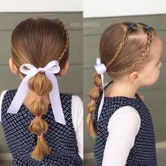 783 tykkäystä, 17 kommenttia – Cami Toddler Hair Ideas ( Ins… - All For Hairstyles Easy Toddler Hairstyles, Back To School Hairstyles, Little Girl Hairstyles, Cute Hairstyles, Hair Today Gone Tomorrow, Outfits Niños, New Haircuts, Hair Dos, Hair Inspiration